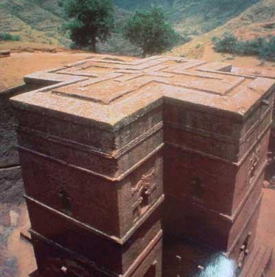 Độc đáo và thánh thiện - những lời mà du khách thường để lại sau khi viếng thăm cây thập tự giá cổ xưa Lalibela