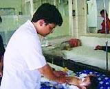 Điều trị tràn dịch não thất tại BV Nhi đồng 1