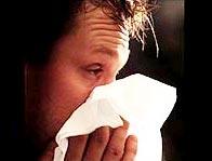 Bị sổ mũi không nên dùng kháng sinh (Ảnh: BBC)