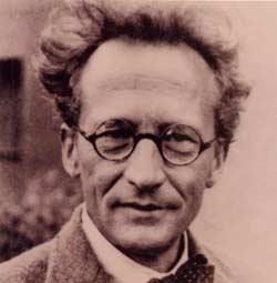 Erwin Shrodinger (Ảnh: ph.qmul.ac.uk)