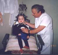 Đo điện não (EEG) cho bệnh nhân