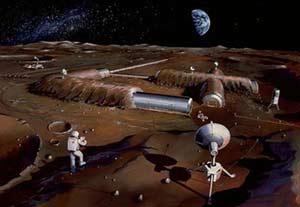 Địa cực trên Mặt trăng là nơi nhìn rõ Trái đất nhất