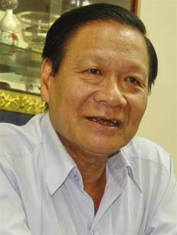 Ông Nguyễn  Minh Hoàng