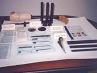 Ống chân, khớp nối chân giả và các sản phẩm làm bằng composite cacbon