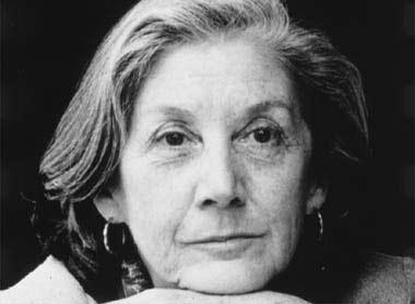 1991, Nadine Gordimer