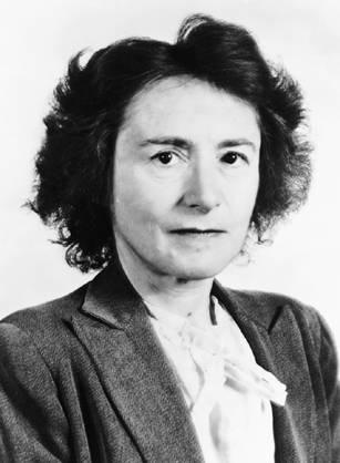 1947, Gerty Cori