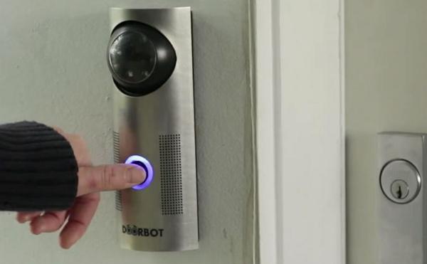 DoorBot - chuông cửa thông minh