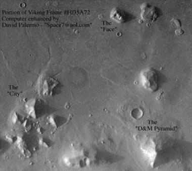 Phát hiện những điều kỳ lạ trên sao Hỏa Mars2