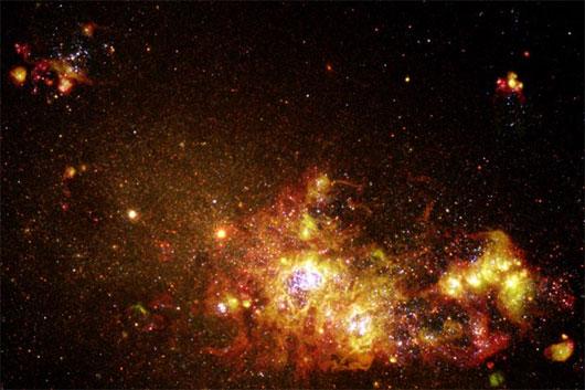 10 khám phá ngoài sức tưởng tượng trong vũ trụ