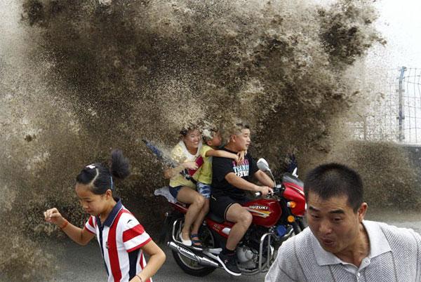 Những hình ảnh môi trường đáng nhớ trong năm 2014