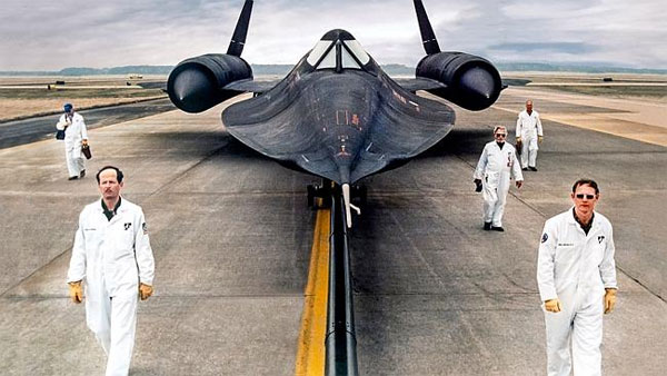 Hé lộ bí mật về chiếc máy bay nhanh nhất thế giới