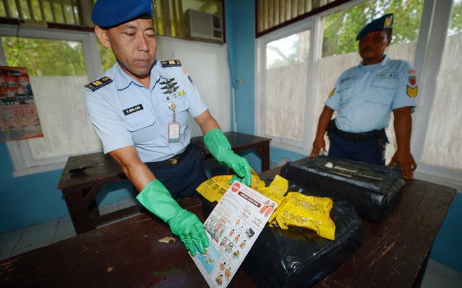 Những gì còn sót lại của QZ8501