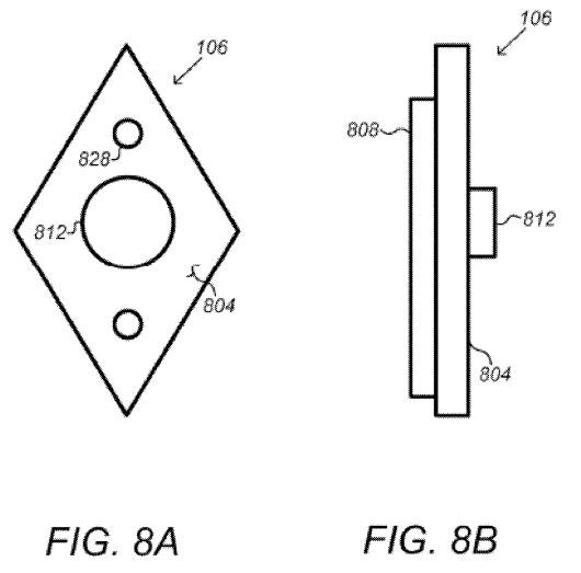 Google đệ trình sáng chế về chuông cửa, tay nắm cửa, ổ cắm điện
